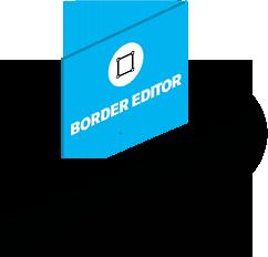 Border-bubble